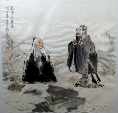 TTL Confucius and Lao Tzu: How to live your life