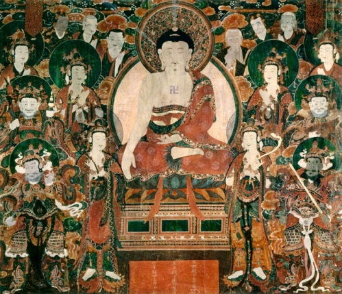 Chinese Buddhist Art